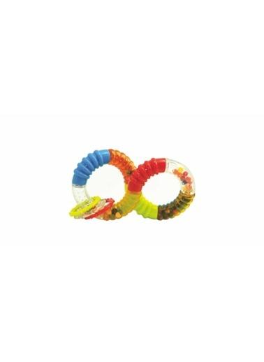 Prego Prego Toys 0071 Eğlenceli Halkalar Renkli